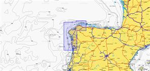 Карты Navionics Small 5G549S2 LEIXOES - NAVIA