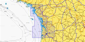 Карты Navionics Small 5G553S2 ARCACHON - PENERF